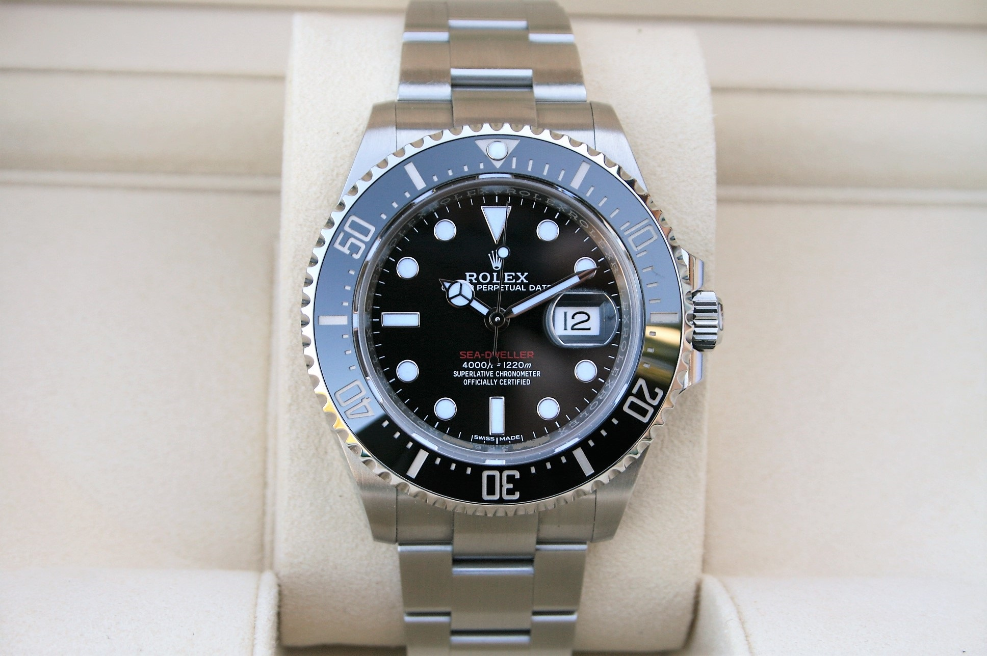 Rolex 126600 Sea Dweller Red Sd43