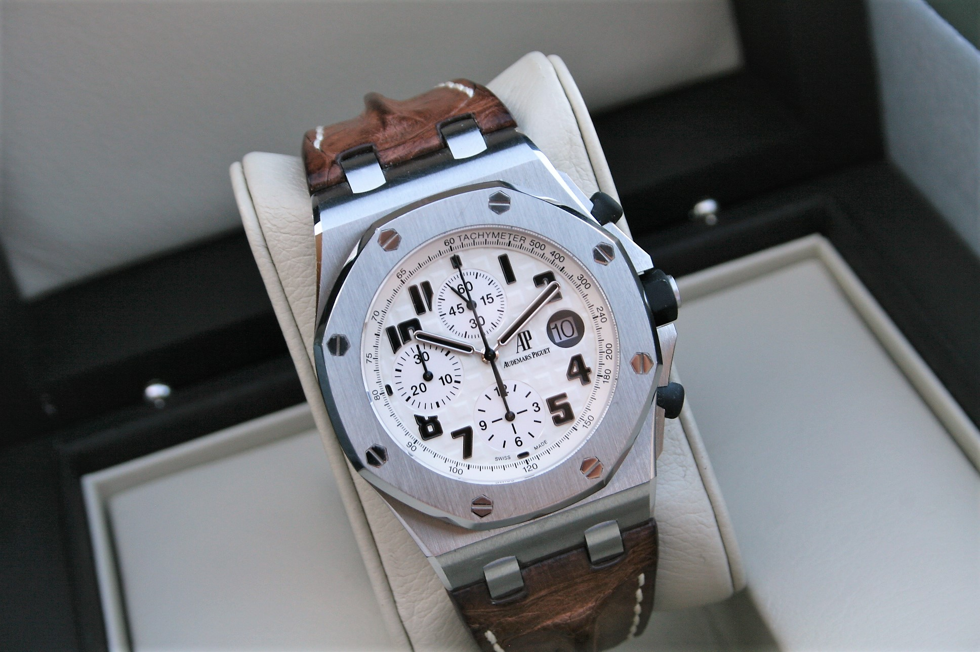 Audemars Piguet Roo Safari Royal Oak Offshore 26170st Oo D091cr 01